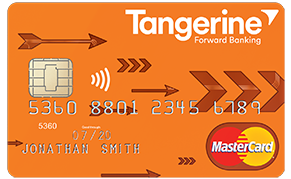 「Tangerine Money-Back Credit Card」的圖片搜尋結果